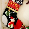 Christmas Stocking & Ornaments Patterns