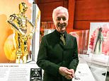 """SEATTLE, WA - JANUARY 30:  Actor Anthony Daniels at """"Star Wars"""" and the Power of Costume opening exhibit at EMP Museum at Seattle Center on January 30, 2015 in Seattle, Washington.  (Photo by Suzi Pratt/Getty Images)"""