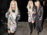 Kate Moss and Rita Ora arm in arm, leaving Nick Grimshaw's party,\nSoho House 76 Dean Street, Soho, London.\n\nPictured: Kate Moss and Rita Ora\nRef: SPL1117378  040915  \nPicture by: Tony Clark / Splash News\n\nSplash News and Pictures\nLos Angeles: 310-821-2666\nNew York: 212-619-2666\nLondon: 870-934-2666\nphotodesk@splashnews.com\n
