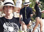 PREMIUM EXCLUSIVE - Drew Barrymore looking stunning, Tanned & happy was spotted enjoying a vacation in Italy, getting some sun near the water.  Thursday,  September 3, 2015 X17online.com   \nNO WEB SITE USAGE\nNO MAGAZINE USAGE\nNO PAPER USAGE\nAny queries call X17 UK Office 0034 966 713 949\nGary 0034 686421720\nLynne 0034 611100011 \nAlasdair 0034 965998830