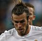 MADRID, SPAIN - AUGUST 29: Gareth Bale of Real Madrid competes for the ball with Alfred N'Diaye of Real Betis during the La Liga match between Real Madrid CF and Real Betis Balompie at Estadio Santiago Bernabeu on August 29, 2015 in Madrid, Spain. (Photo by Pedro Castillo/Real Madrid via Getty Images)