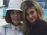 kyliejennerI love you my grandma