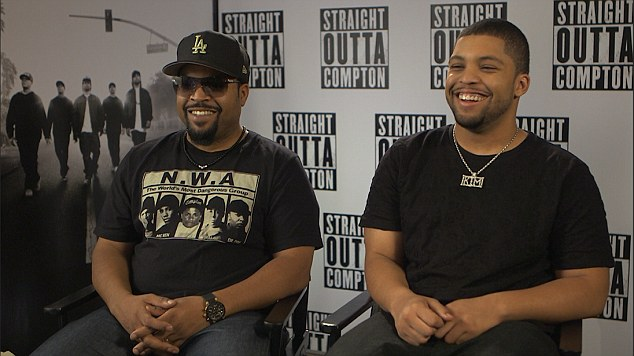 Coming from the expert:Known for his song writing skills that can be seen in the box office smash movie Straight Outta Compton when he helps the late Eazy E with his big break into the music world, Ice Cube says 'songs by committee' are the norm