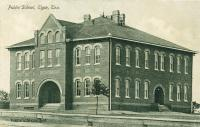 Public School, Elgin, Texas early 1900s