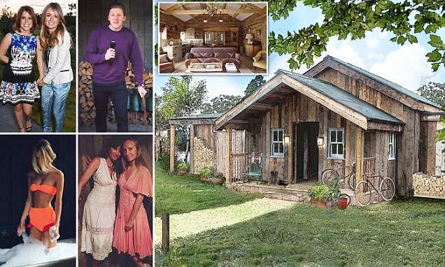 Try Soho Farmhouse near Great Tew in Oxfordshire where celebs stay for £330 a night