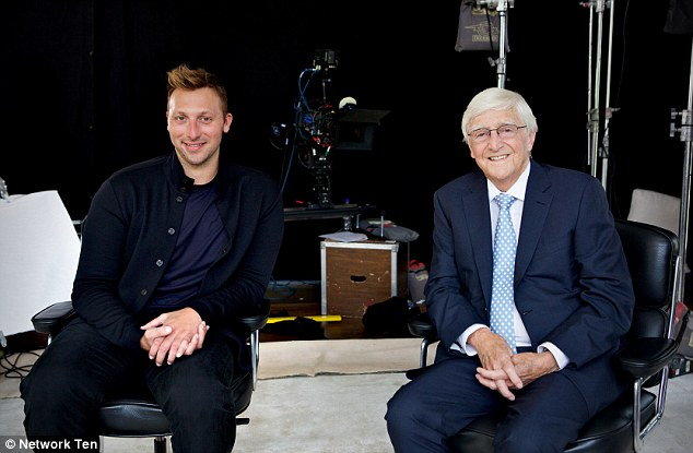 No holds barred! The tell-all interview aired on Sunday on Australian channel Network Ten