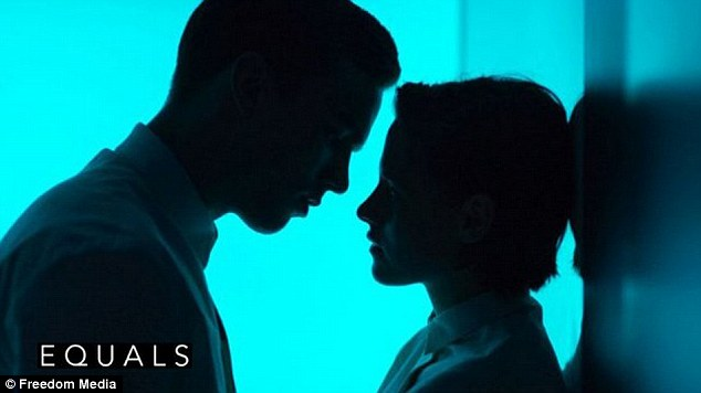 Romance: Equals will see it's North American premiere at the Toronto International Film Festival on Sept. 13