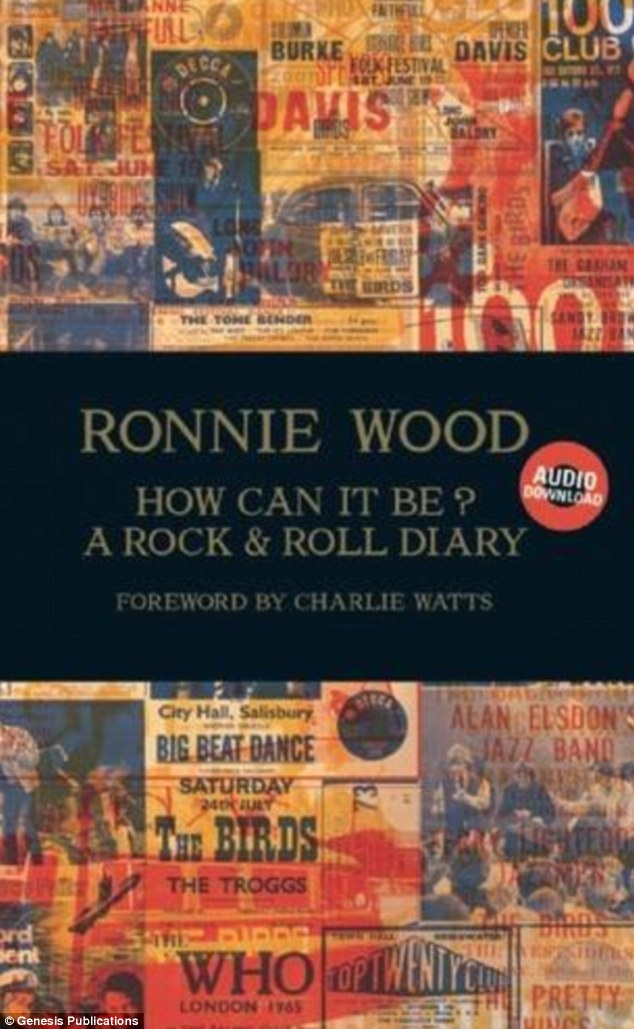 First reading/signing September 11 in London! On September 22, Genesis Publications will publish Ronnie's memoir How Can It Be? A Rock & Roll Diary