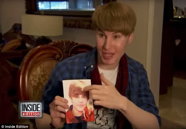 Strebel, who has spent more than $100,000 to look like a young Justin Bieber, was last seen on August 18 in West Hollywood