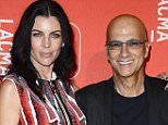 LACMA's 50th Anniversary Gala red Carpet....Pictured: Liberty Ross, Jimmy Iovine..Ref: SPL1003274  180415  ..Picture by: Splash News....Splash News and Pictures..Los Angeles: 310-821-2666..New York: 212-619-2666..London: 870-934-2666..photodesk@splashnews.com..