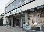Pictures from Watford town centre. Primark on the High Street For Money Mail Picture by Damien McFadden: 07968 308252