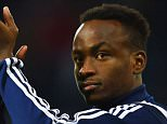 Saido Berahino of West Bromwich Albion applauds the crowd after the Barclays Premier League match between West Bromwich Albion and Chelsea at The Hawthorns in West Bromwich, England.     WEST BROMWICH, ENGLAND - MAY 18:   (Photo by Shaun Botterill/Getty Images)
