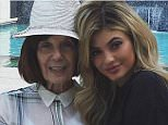 kyliejennerI love you my grandma