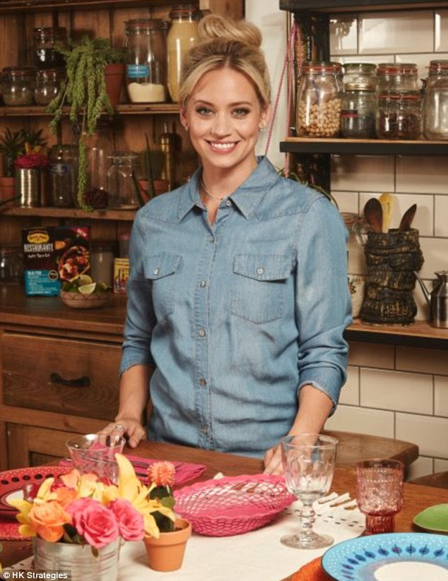 Former Pussycat Doll Kimberly Wyatt has spoken candidly about adjusting to life as a new mother - and admits juggling her blossoming TV career and being a parent is 'challenging'