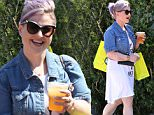 Kelly Osbourne seen doing some shopping in Malibu .\n\nPictured: Kelly Osbourne \nRef: SPL1115597  050915  \nPicture by: Jacson / Splash News\n\nSplash News and Pictures\nLos Angeles: 310-821-2666\nNew York: 212-619-2666\nLondon: 870-934-2666\nphotodesk@splashnews.com\n