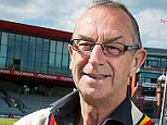 June 23rd 2015 - Manchester, UK - BUMBLE AT OLD TRAFFORD   -\nDavid Lloyd at Old Trafford\nPIcture by Ian Hodgson/Daily Mail