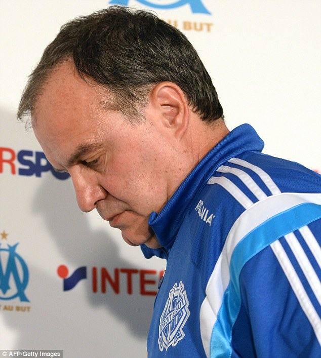 Bielsa's bible states: 'Running is commitment, running is understanding, running is everything'