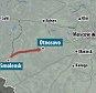 Smolensk Otnosovo moscow russia map.jpg