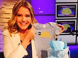 paulafarisOur boo is having a boy! The @GMA family loves you @sarahaines ! You and Max will be the most amazing parents. xoxox