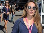 Guests attend the Formula 1 racing in Monza\n\nPictured: Jessica Button\nRef: SPL1093304  060915  \nPicture by: MaHahui / Splash News\n\nSplash News and Pictures\nLos Angeles: 310-821-2666\nNew York: 212-619-2666\nLondon: 870-934-2666\nphotodesk@splashnews.com\n
