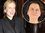 Nicole Kidman was seen greeting fans as she left a London theatre.\n\nPictured: Nicole Kidman,\nRef: SPL1117419  050915  \nPicture by: Tony Clark / Splash News\n\nSplash News and Pictures\nLos Angeles: 310-821-2666\nNew York: 212-619-2666\nLondon: 870-934-2666\nphotodesk@splashnews.com\n