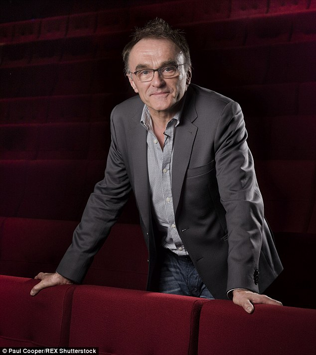 All aboard the train! Oscar-winning director Danny Boyle confirmed that 'all the four main actors want to come back and do it' to Deadline on Sunday (pictured May 21)
