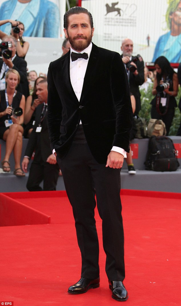 Deboinair: On Wednesday, the star was spotted making a handsome appearance for the opening ceremony and Everest Film Premiere during the 72nd Venice Film Festival