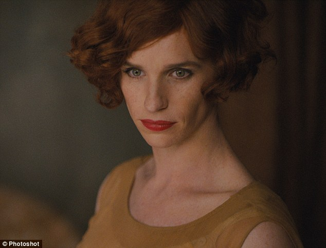 Transformation: Eddie Redmayne in The Danish Girl as Einar Wegener, an accomplished landscape artist who, with the support of his feisty portrait-painter wife Gerda, believed science might put right what nature had got wrong.