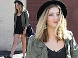 Hollywood, CA - Willow Shields is excited for Sunday rehearsals at the Hollywood studio for Dancing With The Stars. \nAKM-GSI        September 6, 2015\nTo License These Photos, Please Contact :\nSteve Ginsburg\n(310) 505-8447\n(323) 423-9397\nsteve@akmgsi.com\nsales@akmgsi.com\nor\nMaria Buda\n(917) 242-1505\nmbuda@akmgsi.com\nginsburgspalyinc@gmail.com