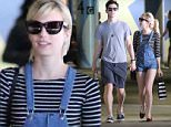 Please contact X17 before any use of these exclusive photos - x17@x17agency.com\nPREMIUM EXCLUSIVE - Emma Roberts and on-again / off-again boyfriend, Evan Peters, stopped by the Beverly Center mall and carried out his and hers Sephora skin care bags. Friday, September 4, 2015 X17online.com