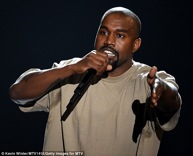 Yeezy for preezy? West - who's rumoured to be the next Comedy Central Roast victim - will next perform September 18 at the iHeartRadio Music Festival in Las Vegas