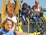 Kendra Wilkinson and Hank Baskett seen with family in Malibu \n\nPictured: Kendra Wilkinson\nRef: SPL1117904  060915  \nPicture by: Jacson / Splash News\n\nSplash News and Pictures\nLos Angeles: 310-821-2666\nNew York: 212-619-2666\nLondon: 870-934-2666\nphotodesk@splashnews.com\n
