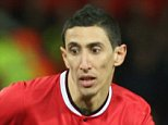 MANCHESTER, ENGLAND - MARCH 09:  Angel di Maria of Manchester United in action during the FA Cup Quarter Final match between Manchester United and Arsenal at Old Trafford on March 9, 2015 in Manchester, England.  (Photo by John Peters/Man Utd via Getty Images)