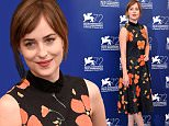 Mandatory Credit: Photo by Camilla Morandi/REX Shutterstock (5042016a)\n Dakota Johnson\n 'A Bigger Splash' photocall, 72nd Venice Film Festival, Italy - 06 Sep 2015\n \n