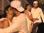 EXCLUSIVE: Bradley Cooper shares a passionate kiss and embraces Irina Shayk as they met up with their friends with his mother Gloria Campano for dinner on Labor Day weekend in Atlantic City, NJ.  Bradley was seen taking Irina to see the areas where he grew up.  He met up with his friends and introduced them to Irina, and his mother.  They ate at several different restaurants and ice cream places.  They also went to see Beyonce at Made In America in Philadelphia. \n\nPictured: Bradley Cooper, Irina Shayk\nRef: SPL1118673  070915   EXCLUSIVE\nPicture by: XactpiX/Splash\n\nSplash News and Pictures\nLos Angeles: 310-821-2666\nNew York: 212-619-2666\nLondon: 870-934-2666\nphotodesk@splashnews.com\n