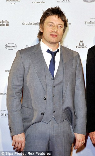 Jamie pictured in 2010