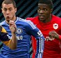 Chelsea are one of six teams in Premier League action