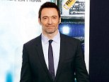 """Actor Hugh Jackman arrives for the premiere of the film """"Chappie"""" in New York March 4, 2015. REUTERS/Lucas Jackson (UNITED STATES - Tags: ENTERTAINMENT)"""