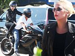 EXCLUSIVE:   Lady Gaga eating lunch with Taylor Kinney at Nobu sushi restaurant on the beach in Malibu California. The couple left on a motorcycle. \n\nPictured: Taylor Kinney & Lady GAGA\nRef: SPL1118723  060915   EXCLUSIVE\nPicture by: Ability Films / Splash News\n\nSplash News and Pictures\nLos Angeles: 310-821-2666\nNew York: 212-619-2666\nLondon: 870-934-2666\nphotodesk@splashnews.com\n