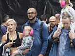 EXCLUSIVE: Lily Allen and husband Sam Cooper seen pictured with their children on a day out at Notting Hill carnival. They were both wearing their wedding rings. Lily and Sam are pictured both drinking at the carnival. \nLily's Ex, Seb Chew was also with the party.\n\nPictured: Lily Allen, Sam Cooper, Seb Chew\nRef: SPL1111676  310815   EXCLUSIVE\nPicture by: Ben / Jesal / Splash News\n\nSplash News and Pictures\nLos Angeles: 310-821-2666\nNew York: 212-619-2666\nLondon: 870-934-2666\nphotodesk@splashnews.com\n