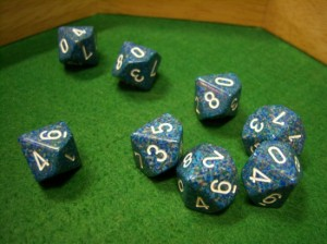 Speckled Sea Dice