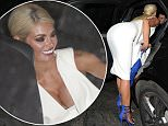 MUST BYLINE: EROTEME.CO.UK Chloe sims seen leaving the The TV Choice Awards held at London Hilton Park Lane. NON-EXCLUSIVE    September 6,  2015 Job: 150908L3  London, England EROTEME.CO.UK 44 207 431 1598 Ref:  341629