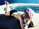 Kelly Osbourne Instagram Bikini