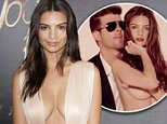 Mandatory Credit: Photo by Jim Smeal/BEI/REX Shutterstock (4979540ak).. Emily Ratajkowski.. 'We Are Your Friends' film premiere, Los Angeles, America - 20 Aug 2015.. ..