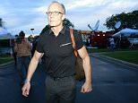 Lion Killer Walter Palmer returns to work at his dentist surgery today Tuesday Picture Chris Bott