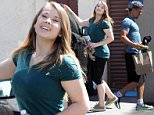 Bindi Irwin and Derek Hough seen arriving at the dance studio on Monday.\n\nPictured: Bindi Irwin and Derek Hough\nRef: SPL1118882  070915  \nPicture by: PhamousFotos / Splash News\n\nSplash News and Pictures\nLos Angeles: 310-821-2666\nNew York: 212-619-2666\nLondon: 870-934-2666\nphotodesk@splashnews.com\n