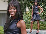 Mandatory Credit: Photo by Fran Veale/REX Shutterstock (5052794e)  Naomi Campbell  Naomi Campbell announced as the new face of Newbridge Silverware, Dublin, Ireland - 08 Sep 2015