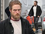 Alan Lewis - PhotopressBelfast.co.uk    6/9/2015\\nMandatory Credit - Picture by Justin Kernoghan\\nActor Robert Pattinson setting off to a film set in Royal Belfast Academical Institution, Grammar School in Belfast today as filming for The Lost City Of Z continues to be shot in Northern Ireland. 'The Lost City Of Z' cast includes Hollywood stars Charlie Hunnam, Tom Holland, Sienna Millar, Robert Pattinson and Sienna Buck. The film is produced by Hollywood movie star Brad Pitt and producers Marc Butan and Glenn Murray. \\n\\n