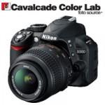 Cavalcade Colour Lab Nikon D3100 Kit
