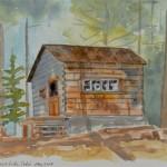 Watercolour on Paper by Nancy Chapman